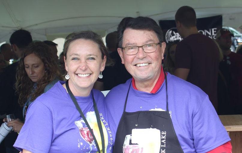 Deep Creek Art and Wine Festival Volunteers