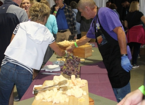 Deep Creek Lake Art and Wine Festival Food Artisans
